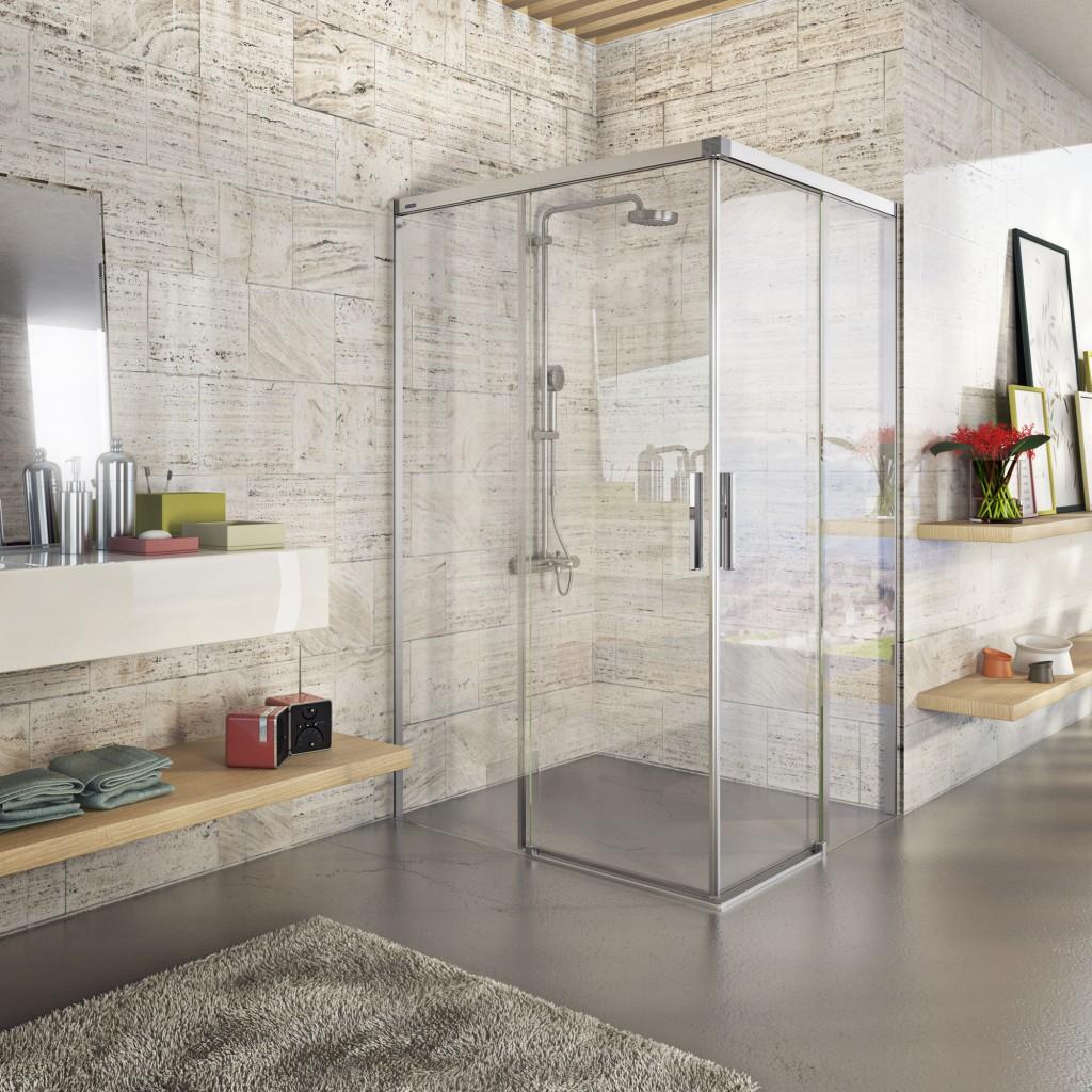 brankovic pose de paroi de douche. Black Bedroom Furniture Sets. Home Design Ideas